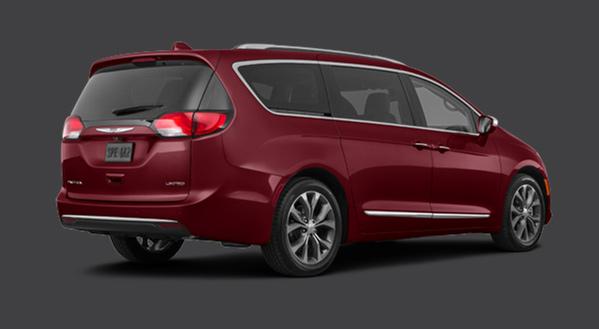 2017 Chrysler Pacifica Vs 2016 Honda Odyssey Amp 2016