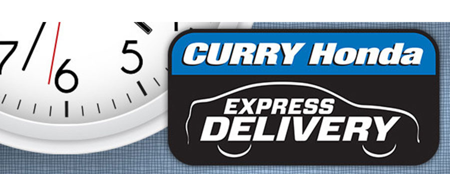 Curry Honda Express Delivery