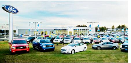 About our greer sc ford dealership serving greenville for Motor mile greenville sc