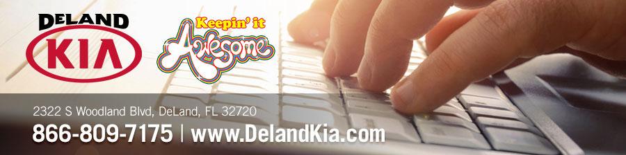 Review Deland Kia in DeLand, FL!