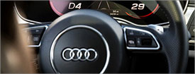 Audi Leads Revolution for Hands-Free Driving