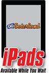iPad access while you wait