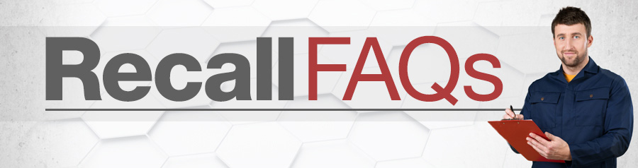Recall FAQs