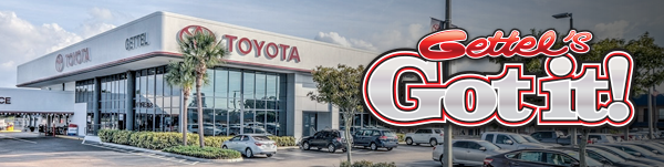 Why shop at Gettel Toyota of Bradenton?