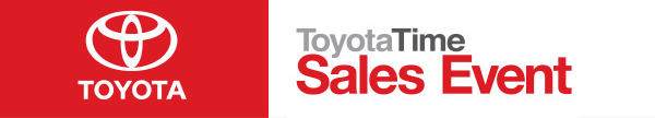 ToyotaTime Sales Event