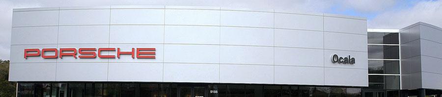 White Glove Experience at Porsche of Ocala