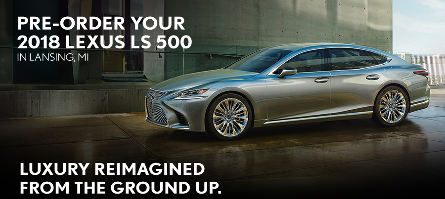 Lexus Dealers In Md >> Lexus Of Lansing Is A Lansing Lexus Dealer And A New Car And Used