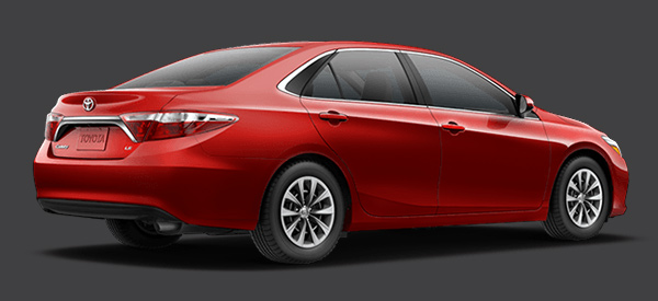 2016 Toyota Camry vs. 2016 Honda Accord & 2016 Nissan Altima in Albertville, AL