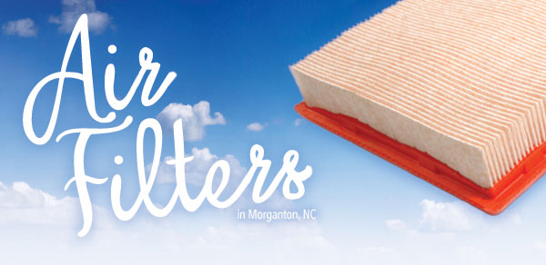 Air Filters in Morganton, NC