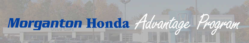 Morganton Honda Advantage Program