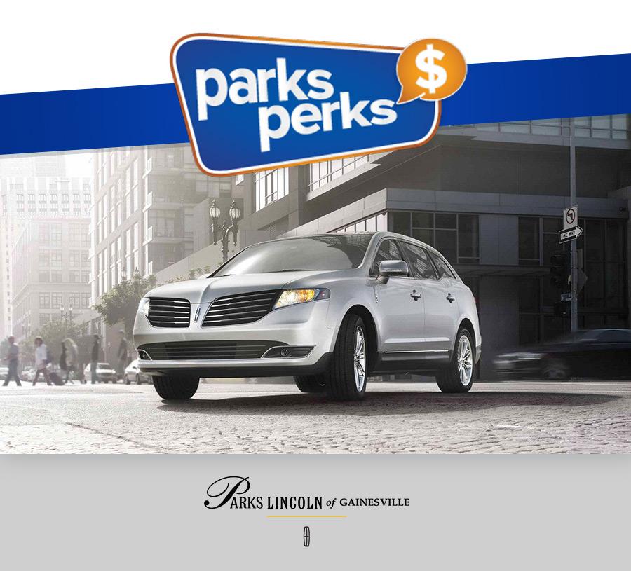 Parks Perks