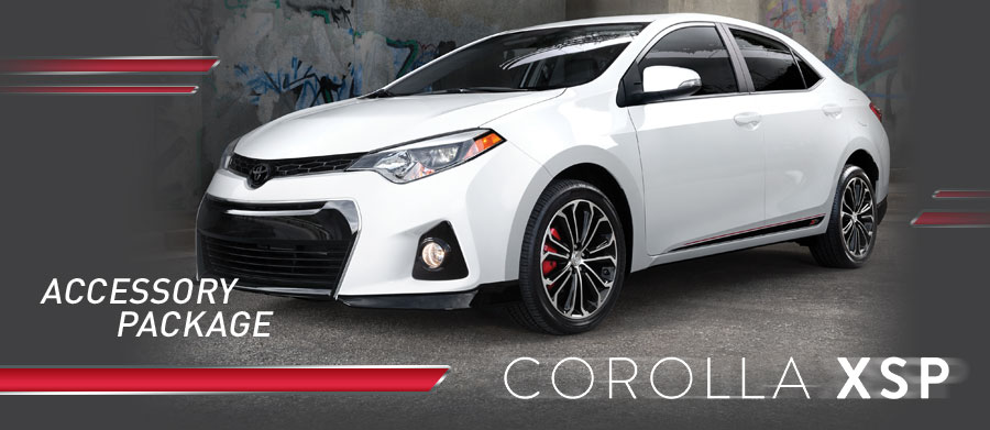 Honda Dealership Mobile Al >> Toyota Corolla XSP Accessory Package | Mobile AL | Serving ...