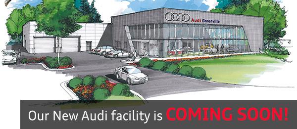 New Audi Facility Greenville Sc Serving Asheville Nc Amp Columbia Sc