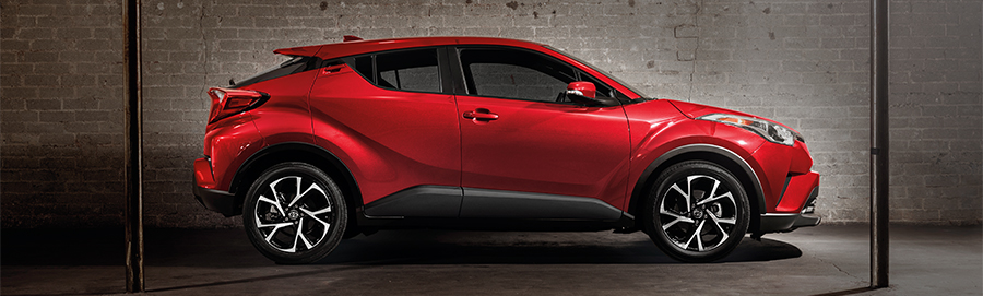 Reserve your 2018 Toyota C-HR in Melbourne, FL, at Toyota of Melbourne!