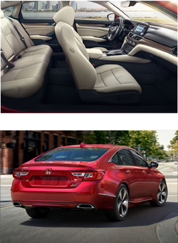 Reserve your 2018 Honda Accord in Chamblee, GA, at Curry Honda.