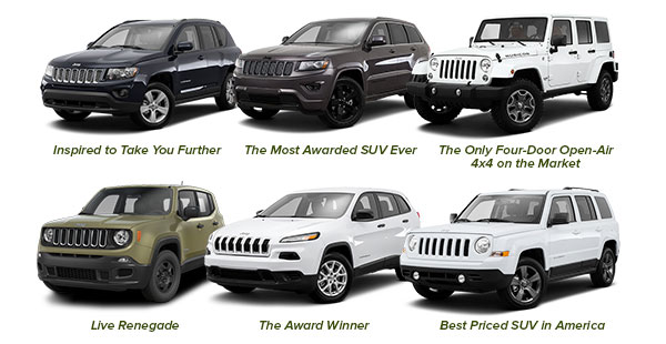 New Jeep Models >> Clinton Sc New Jeep Models Serving Laurens Fountain Inn Cooper
