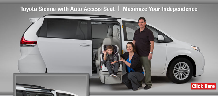 Whether You Or A Loved One Needs Assistance Getting In Or Out Of A Vehicle,  Youu0027ll Appreciate The Convenience Of Toyotau0027s Exclusive ...