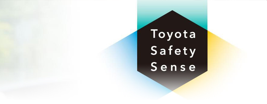 Toyota Safety Sense Support you can count on