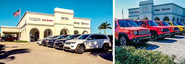About Gettel Chrysler Dodge Jeep Ram in Punta Gorda, FL