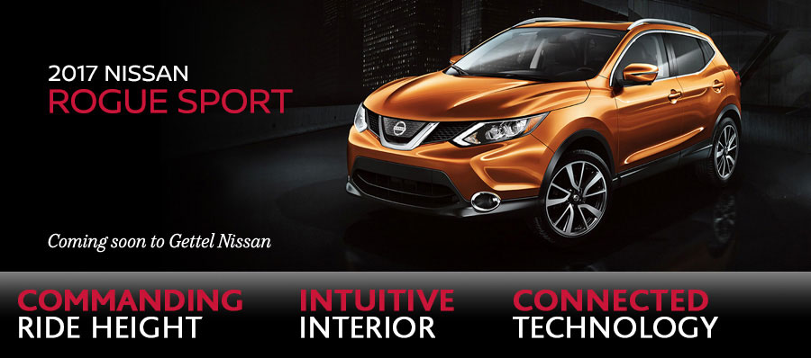 2017 Nissan Rogue Sport Coming soon to Sarasota, FL