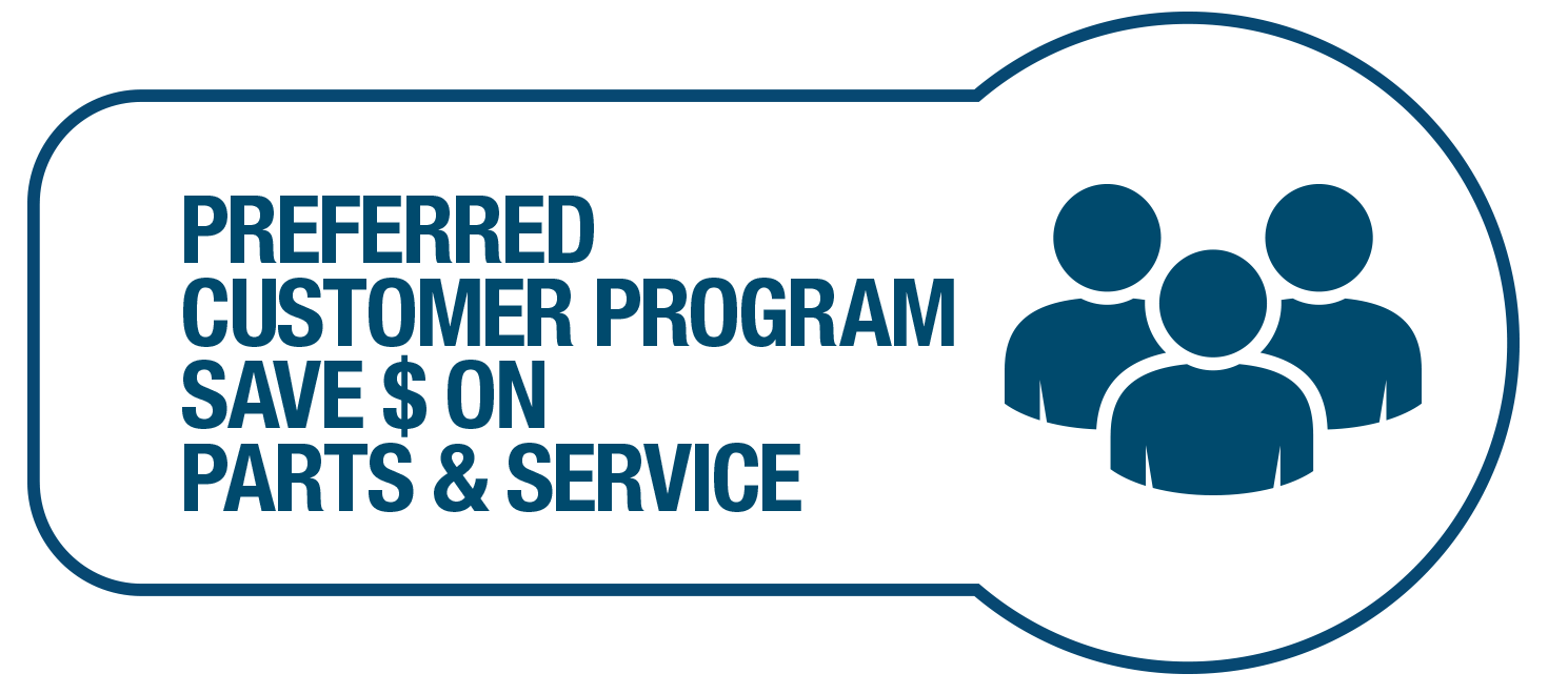 Preferred Customer Program