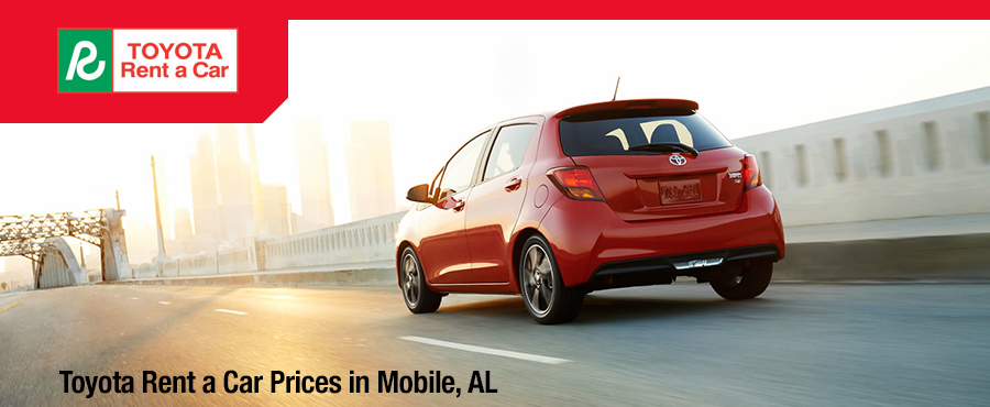Toyota Rent A Car Prices In Mobile, AL