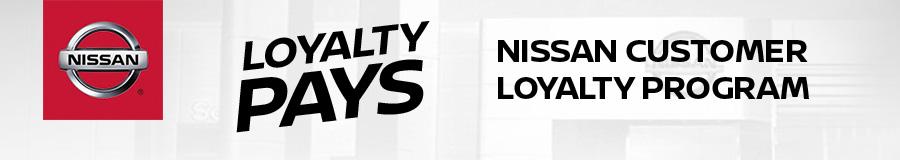 Nissan Customer Loyalty Program, available in Beech Island, SC