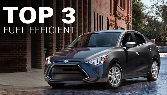 Top 3 Most Fuel Efficient Toyota Models | Lansing MI