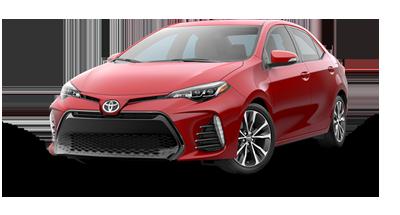 New Toyota Corolla SE