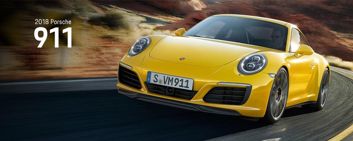 car land vehicle 2018 Porsche Sovm911