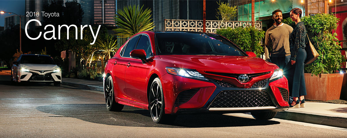 Toyota Dealership Atlanta >> 2018 Toyota Camry | Kennesaw GA | Serving Marietta, Acworth & the Greater Atlanta Area