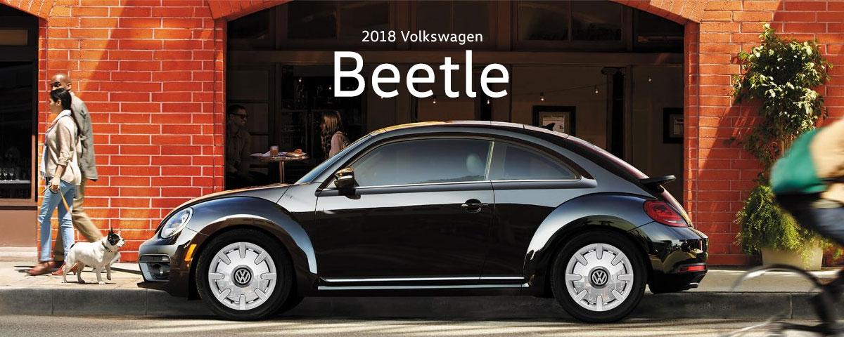 2018 Volkswagen Beetle Greenville Sc Steve White