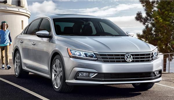 2018 Volkswagen Passat Greenville Sc Steve White Volkswagen