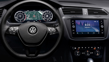2018 Volkswagen Tiguan | Greenville SC | Steve White Volkswagen