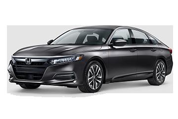 2019 Honda Accord Hybrid Black