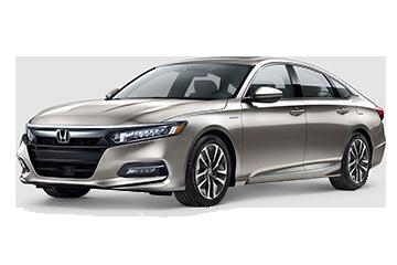 2019 Honda Accord Hybrid EX Silver