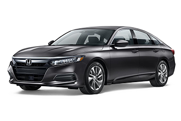 Honda Accord LX Black