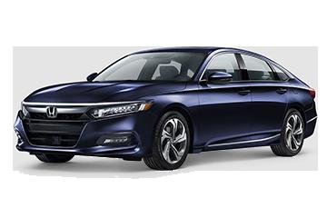 Honda Accord EX-L Blue