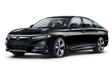 Honda Accord Touring Black