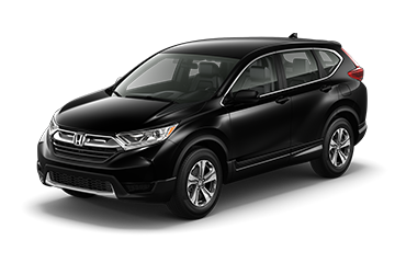 2019 Honda CR-V LX Black