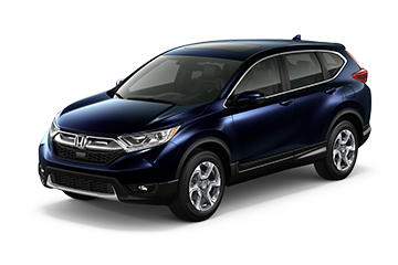 2019 Honda CR-V EX-L Blue
