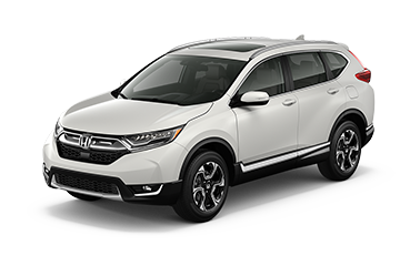 2019 Honda CR-V Touring White
