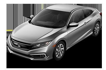 2019 Honda Civic Coupe LX Silver