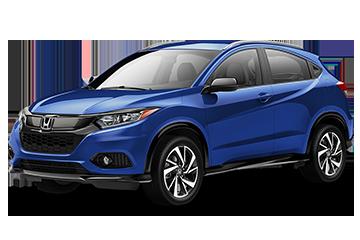2019 Honda HR-V Sport Blue