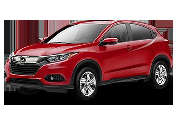 2019 Honda HR-V EX Red