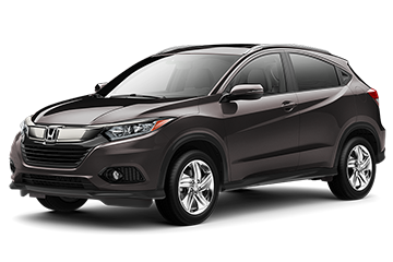 2019 Honda HR-V EX-L Black