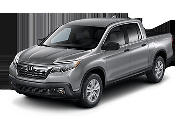 2019 Honda Ridgeline RT Silver