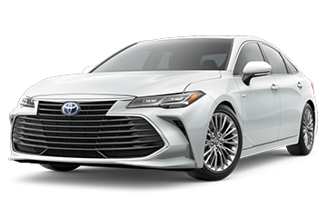 2019 Avalon Hybrid Limited