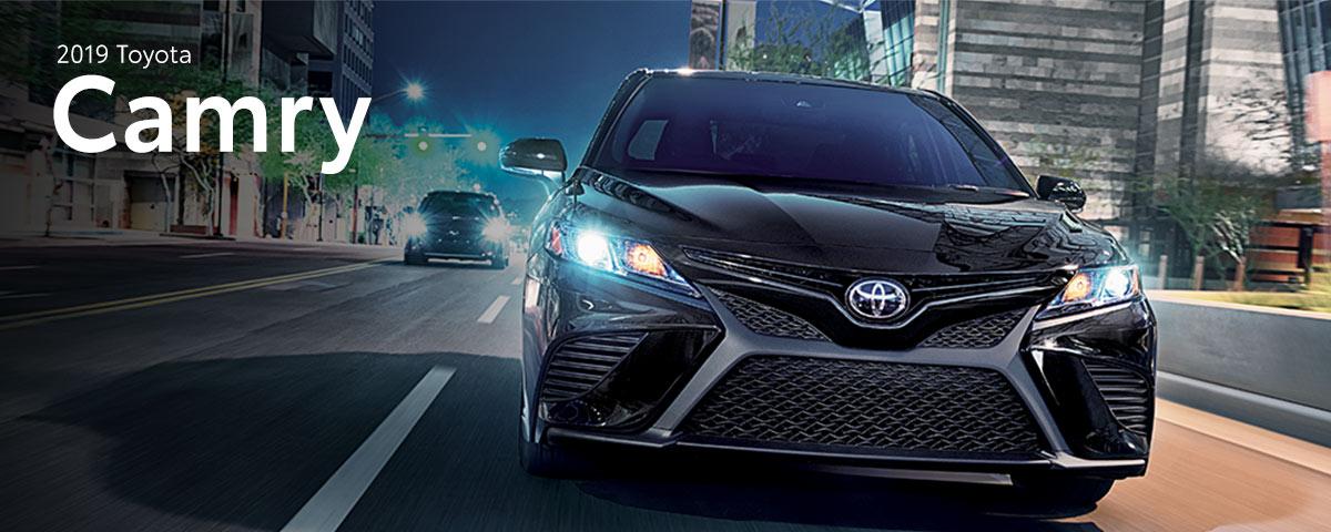 2019 Toyota Camry Image