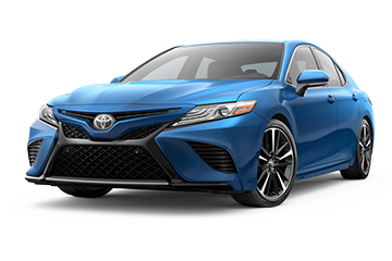 2019 Camry XSE